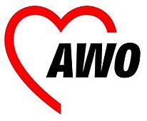Das Bild zeigt das AWO-Logo.